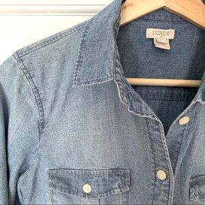 Denim shirt J Crew Factory
